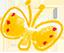 イラスト蝶