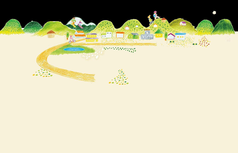 イラスト背景